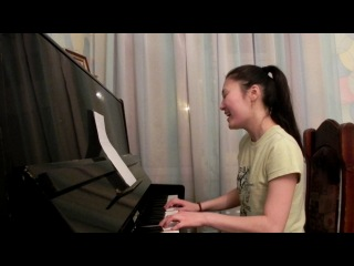 "Jandro ""� ����� ����"")cover by Adel'aida)"