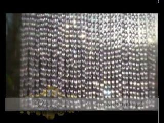 Схемы штор из бусин своими руками